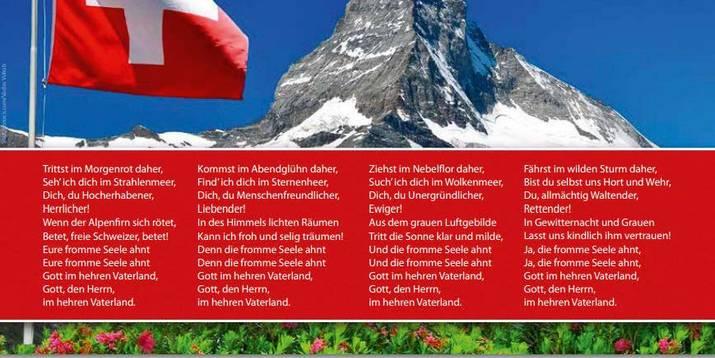 Bildergebnis für schweizer psalm