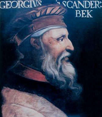 Image result for KËTU U KUNORZUE GJERGJ KASTRIOTI – SKENDERBEU