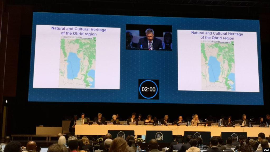 Sfidat e Ohrit për të qëndruar në UNESCO